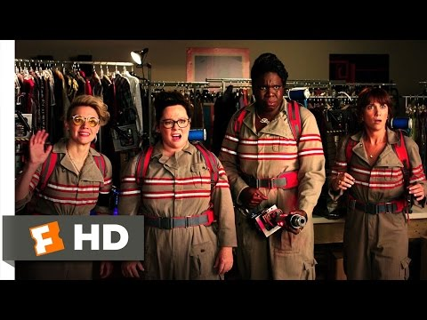 Ghostbusters (2016) - Evil Mannequin Scene (6/10) | Movieclips streaming vf