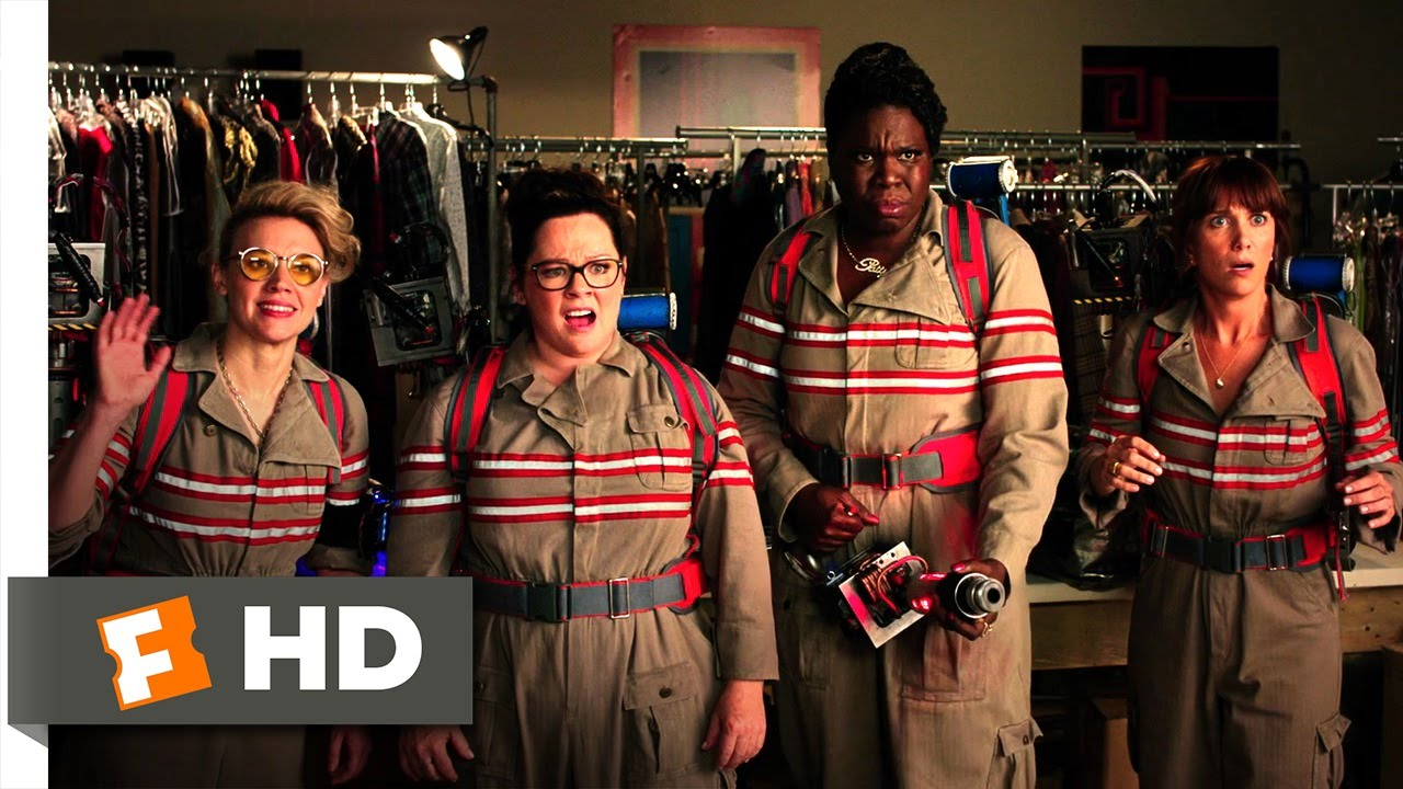 Ghostbusters (2016) - Evil Mannequin Scene (6/10) | Movieclips