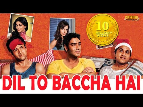 Dil Toh Baccha Hai Ji Full Movie ft. Ajay...