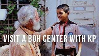 Visit a Bridge of Hope Center with KP Yohannan - Gospel for Asia