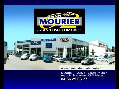 garage mourier concessionnaire mazda kia subaru ssangyong et sp cialiste hyundai sur nimes youtube. Black Bedroom Furniture Sets. Home Design Ideas