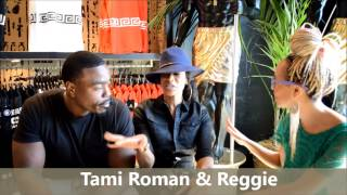 (EXCLUSIVE) Tami Roman Talks Dating A Younger Man (Part 1)