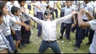 Indian teacher Venkat Reddy