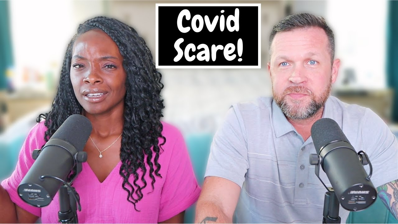 Covid Scare! 😳   Let's Make Out   Ep 103