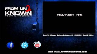 Episode #1 - From Un 2 Known Hardcore Radio Show - 23.01.2012 - English Edit