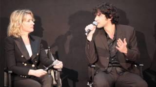 Maria Furtwängler & Pasquale Aleardi bei STARVISIT