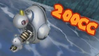 Mario Kart Wii 200cc Online Races! Retro Tracks