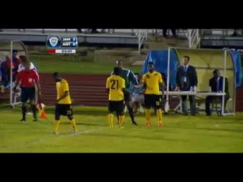 Jamaica vs Antigua & Barbouda