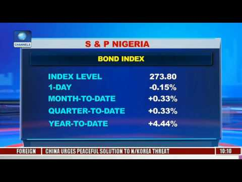 Business Morning: Analysing Financial Markets In Nigeria