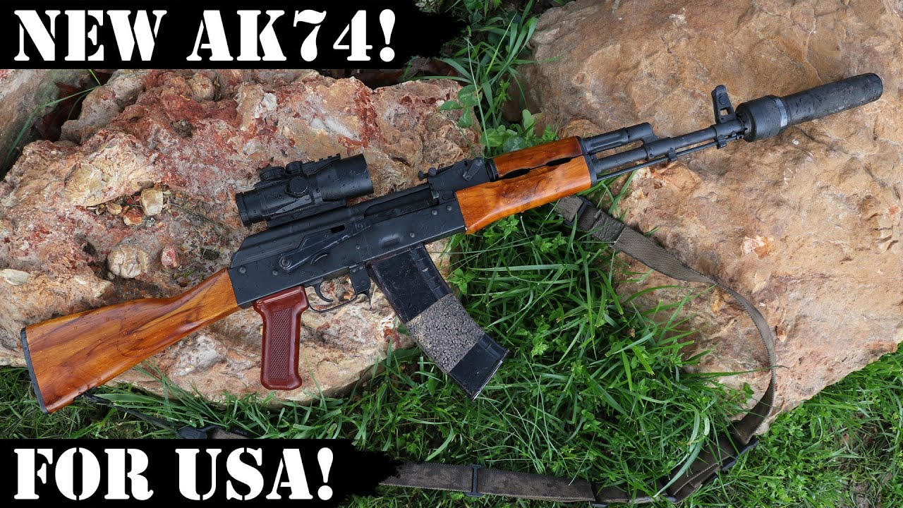 New AK74 for USA! Boom!