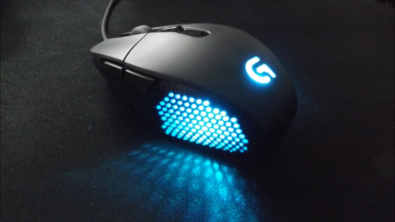 Budget Gaming Setup: Logitech G302 Daedalus Prime Gaming Mouse - YouTube