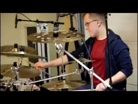 I`ll Be With You - Robin Packalen feat. Kovee, Joznez - Drum Cover Mp3