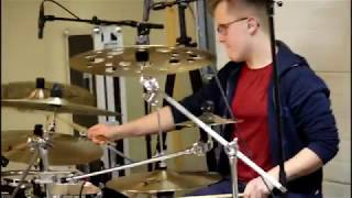 I`ll Be With You - Robin Packalen feat. Kovee, Joznez - Drum Cover