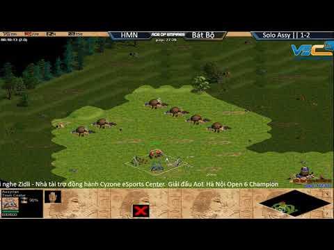 HaNoi Open 6    Solo Assyrian    Hoàng Mai Nhi vs Bát Bộ    Trận 4