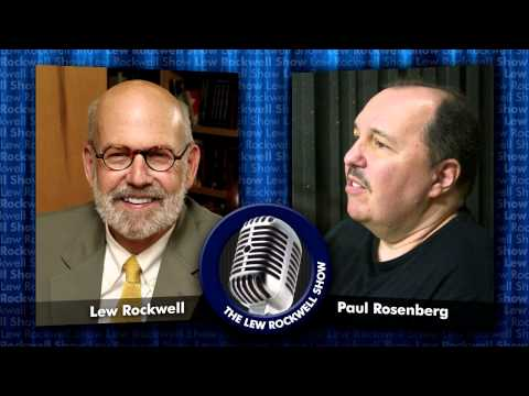 369. Does The Internet Have A Libertarian Future? | Paul Rosenberg