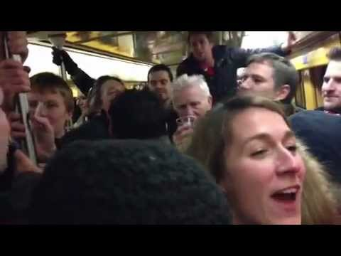 Hymns & Arias (live from the Paris Metro, 2013)