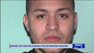 Newark cop charged with aggravated manslaughter in fatal traffic stop shooting: officials