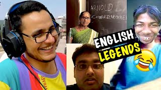 Legends of English - Funniest English Fails!!
