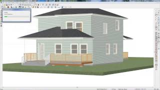 Working W/ Roofs In Chief Architect X5 / Www.chieftutor.com
