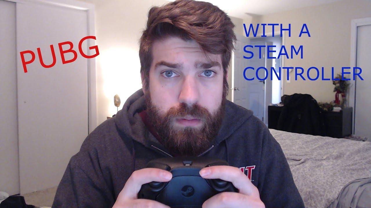 pubg steam controller
