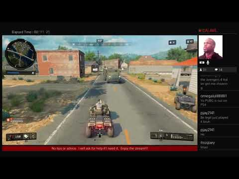 Tyrone Magnus Plays: Call of Duty - Black Ops 4 - Blackout - Battle Royale #8!!!