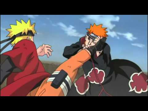 Pain VS. Naruto (Dies Irae - Immediate Music)