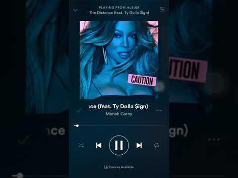 Mariah Carey - The Distance