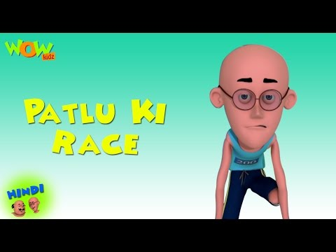 Patlu Ki Race - Motu Patlu in Hindi WITH ENGLISH, SPANISH & FRENCH SUBTITLES thumbnail