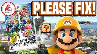 Nintendo NEEDS To Fix THIS Smash Bros Ultimate Issue ASAP!