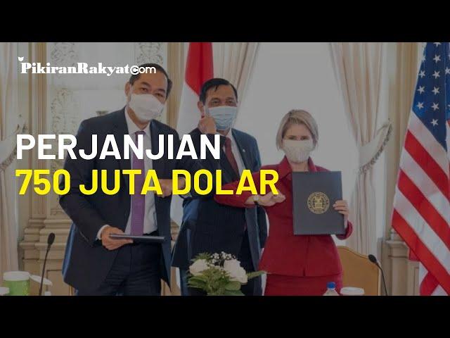 Tandatangani Perjanjian 750 Juta Dolar, Pemerintah AS: Bukti Betapa Penting Indonesia untuk Amerika