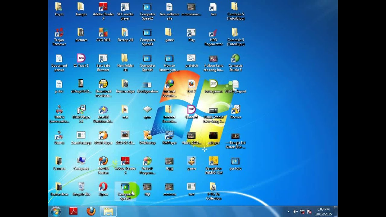 How to unhide hidden files in windows 7 using cmd