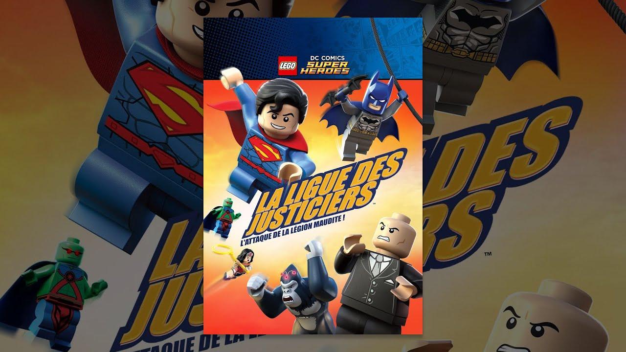 Lego Dc Comics La Ligue Des Justiciers L Attaque De La