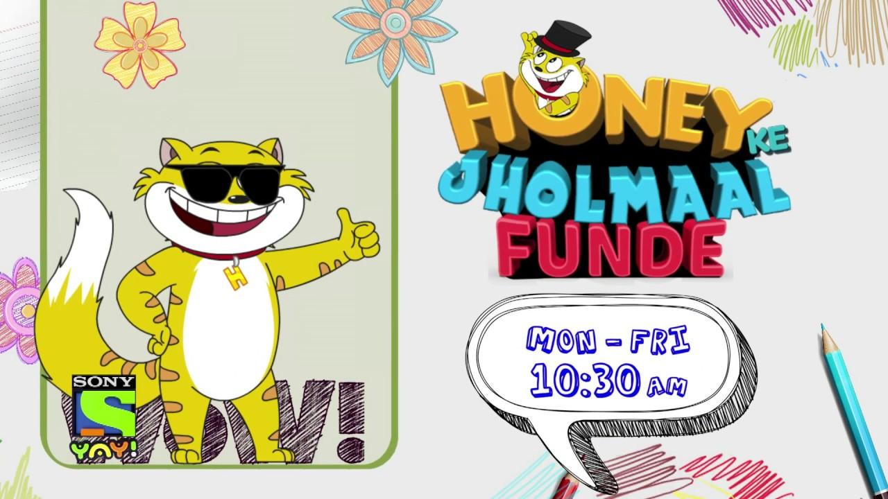 Honey Ke Jholmaal Funde | Honey Bunny Ka Jholmaal | Funny episodes