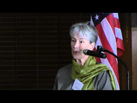 Peace Forum 2013 - Paths to Peace: Compassion is the Key to Peace, Yogachara Ellen Grace O