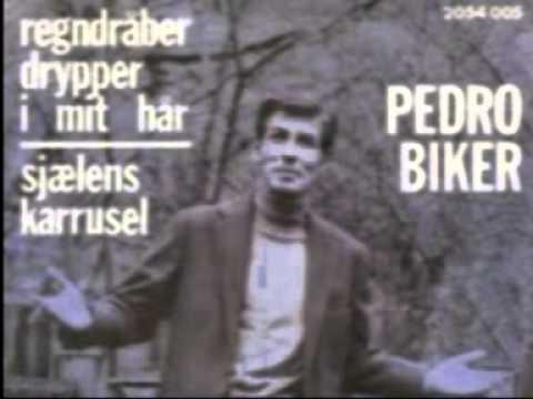 Pedro Biker. Regndråber......