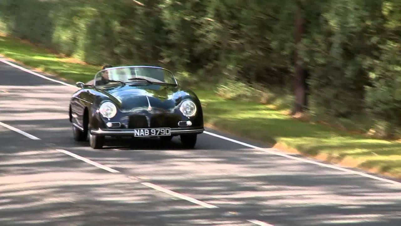 Porsche 356 Vintage Speedster Youtube