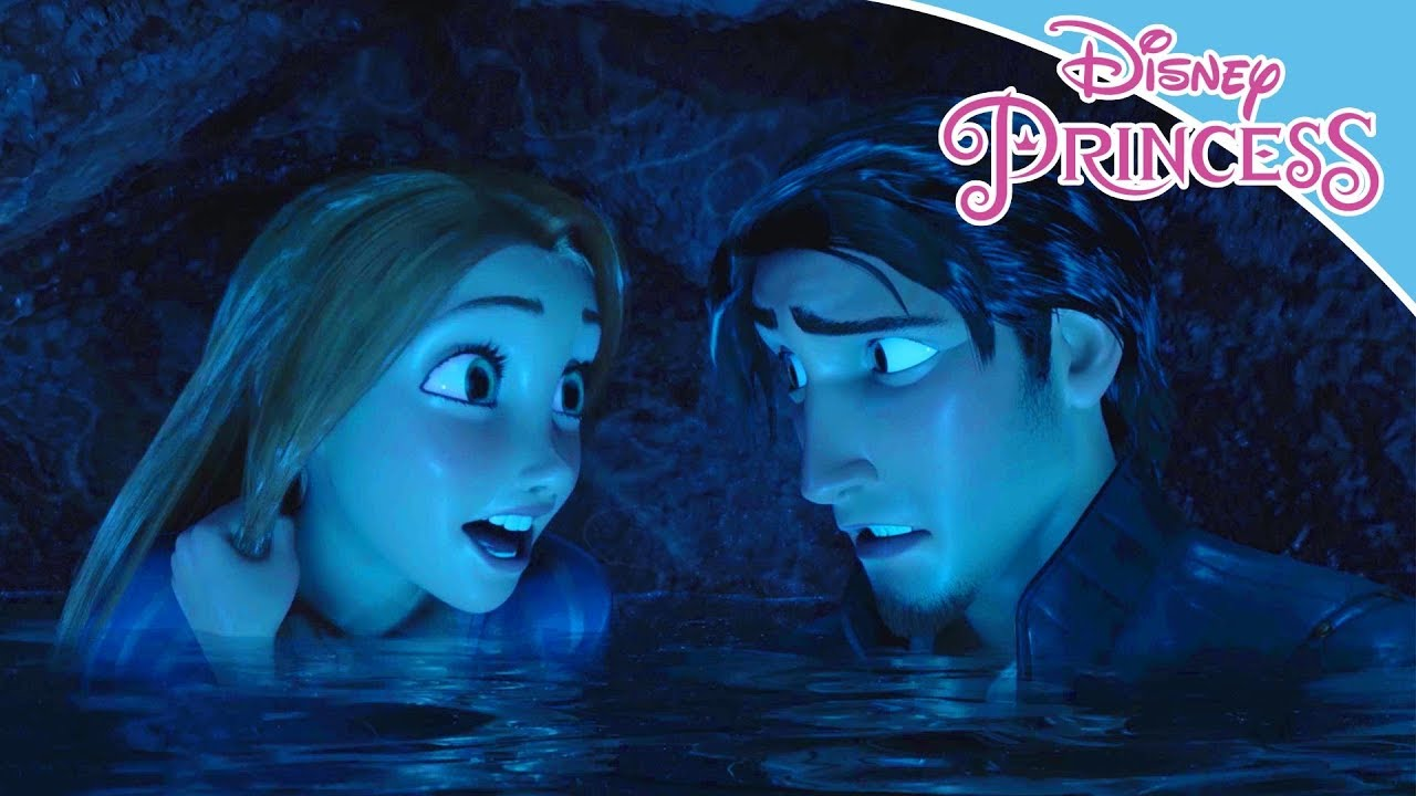 Tangled Rapunzel Reveals Her Secret Disney Princess Disney Junior Arabia Youtube