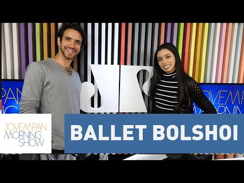 Ballet Bolshoi - Morning Show - 16/08/16