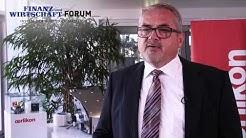 FuW Forum «Industrie 4.0» - Interview Dr. Roland Fischer CEO OC Oerlikon Management AG