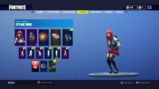Fortnite More Little Red Riding Hood skin!