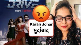 Drive Netflix Web Series REVIEW | Deeksha Sharma