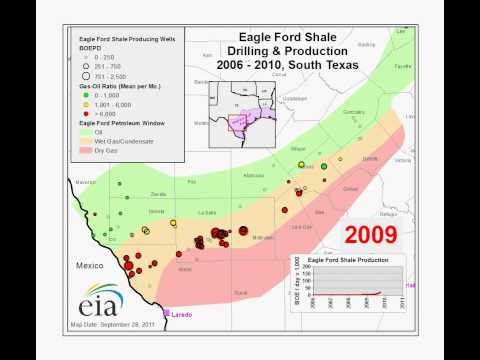 Eagle Ford Shale Video History 2006-2010