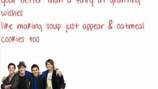 Big Time Rush- The Mom Song + Lyrics