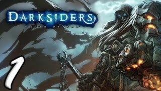 Darksiders Part 1 [HD] Walkthrough Playthrough Gameplay Xbox360/PS3