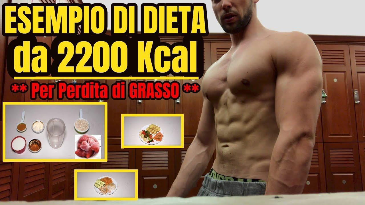 dieta per perdere il 10 di grasso corporeo