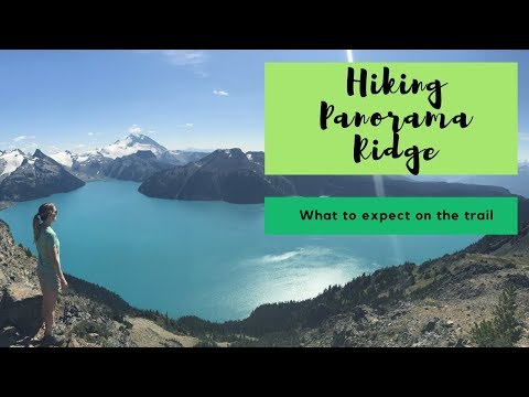 PANORAMA RIDGE HIKE - BEST DAY HIKE NEAR VANCOUVER