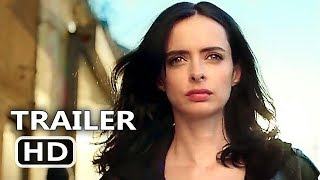 JESSICA JONES Season 2 Official Trailer (2018) Marvel Netflix Suprehero Series HD