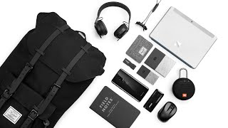 WHAT'S IN MY BUDGET SCHOOL TECH BAG - UNDER $50/$25!