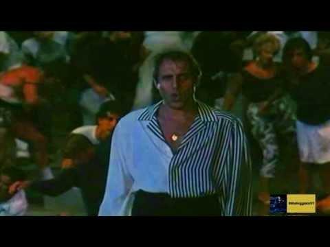 Adriano Celentano L'Ora è Giunta Dal Film Joan Lui 1985