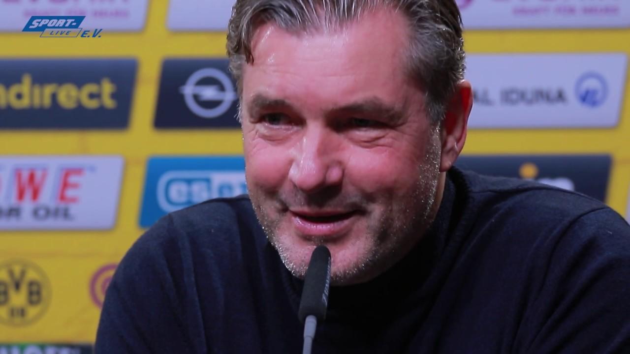 """BVB-Sportdirektor Zorc: """"Wir bringen uns um den Lohn"""""""